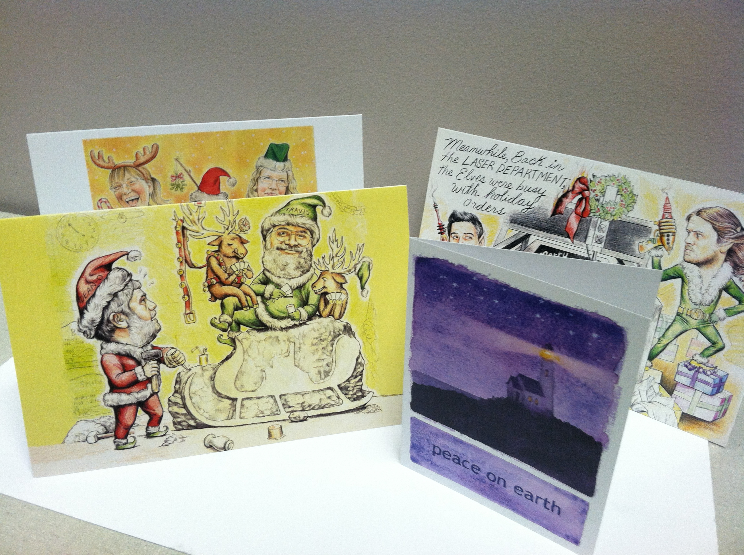 Order Your Personalized Holiday And Greeting Cards Col Tab Inc